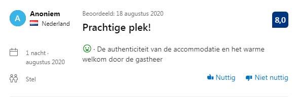 review booking.com